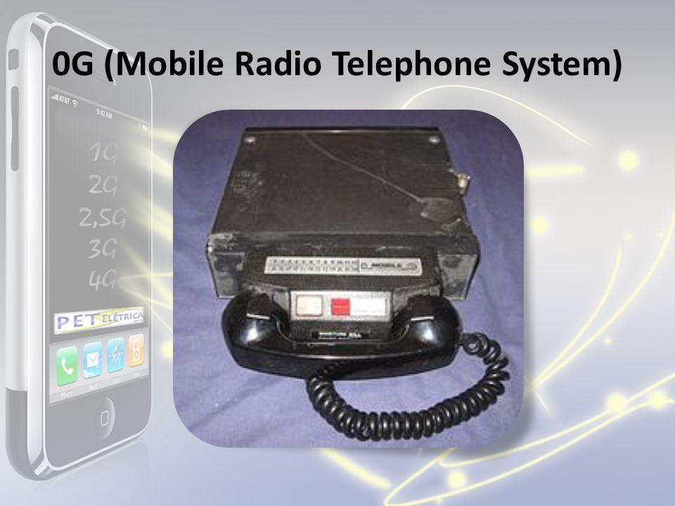 0G (Mobile Radio Telephone System)