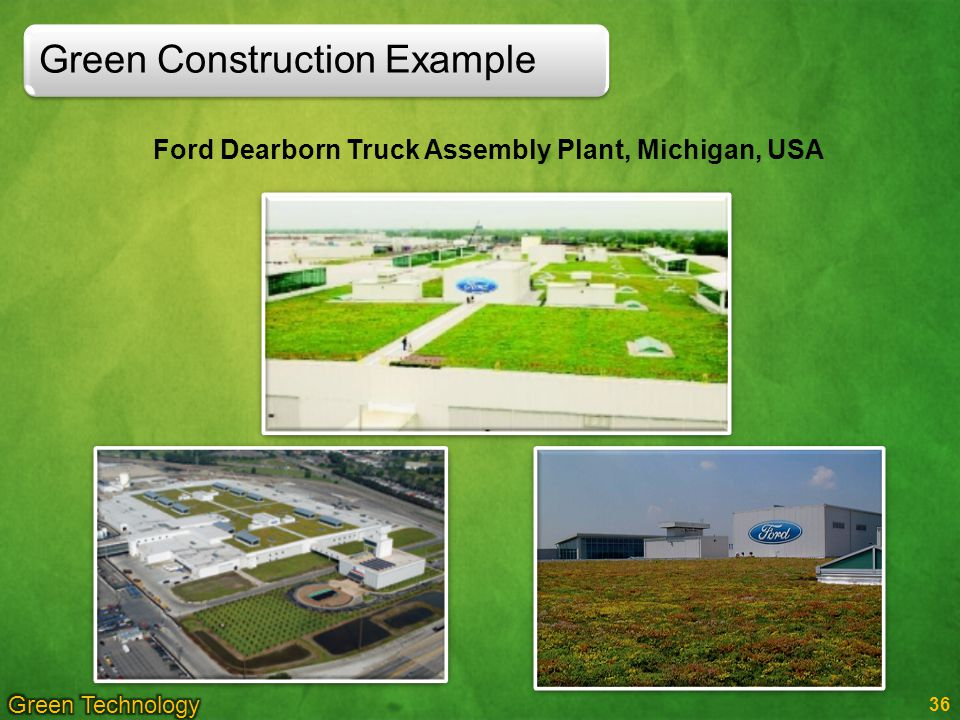 Ford Dearborn Truck Assembly Plant, Michigan, USA