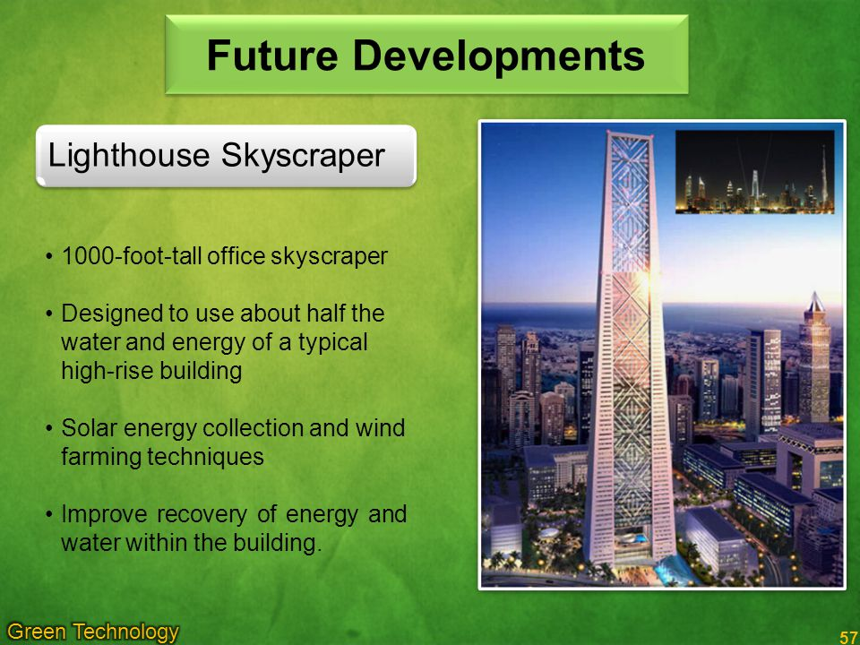 Future Developments Lighthouse Skyscraper