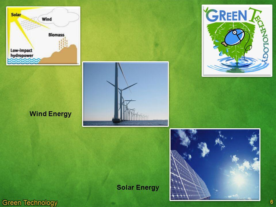 Wind Energy Solar Energy
