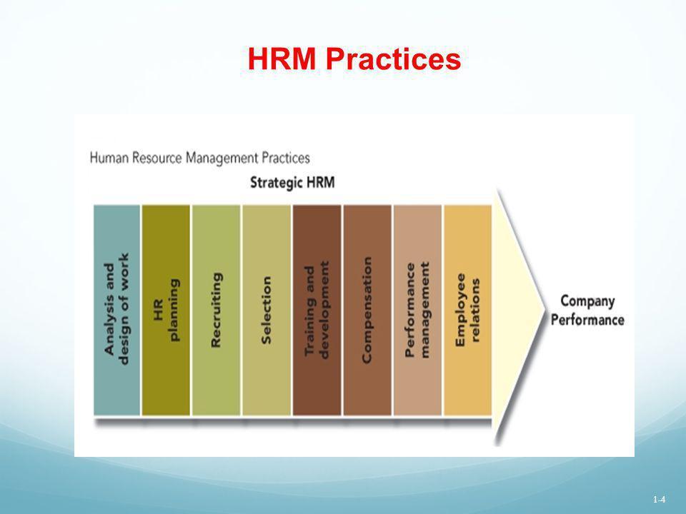 Human Resource Management Gaining A Competitive Advantage