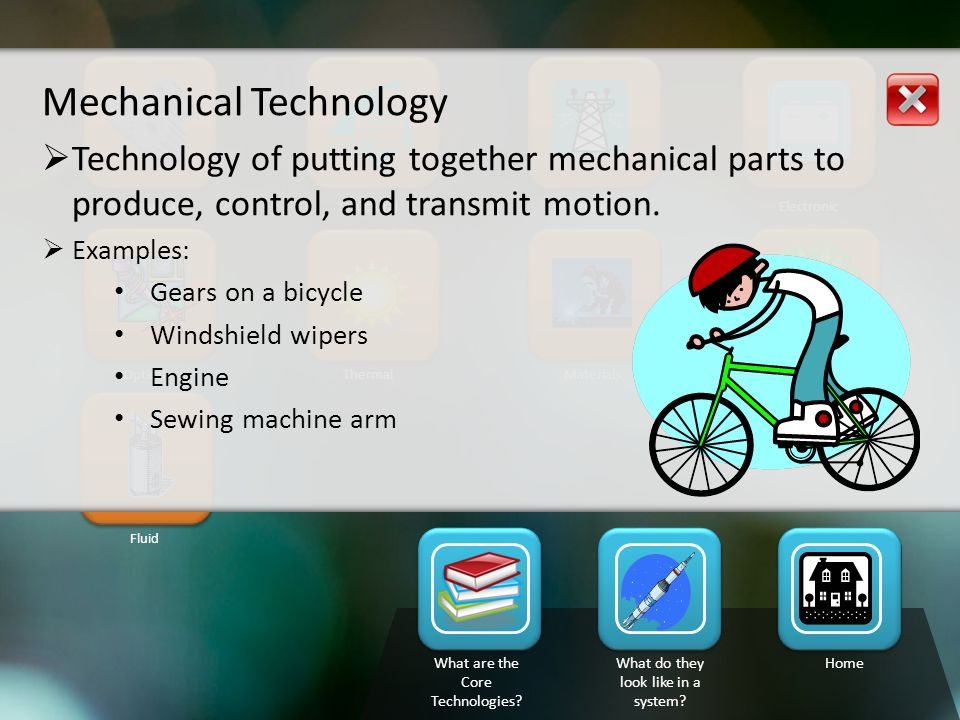 Point 1 Mechanical Technology