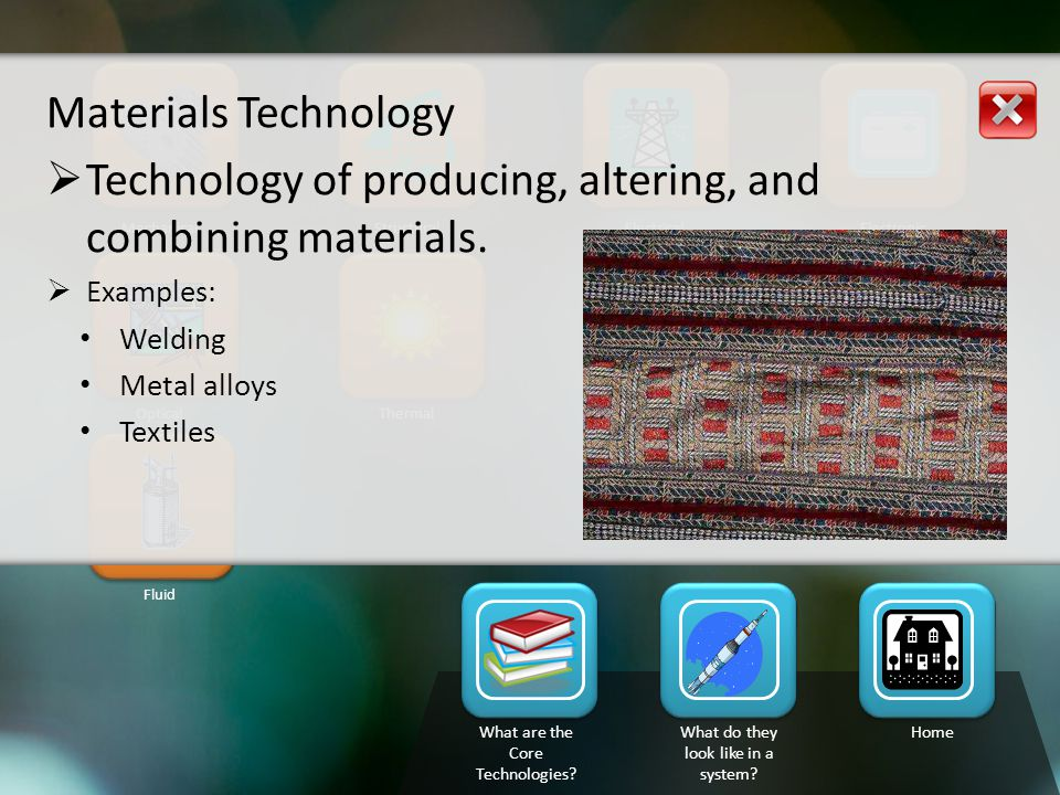 Point 7 Materials Technology