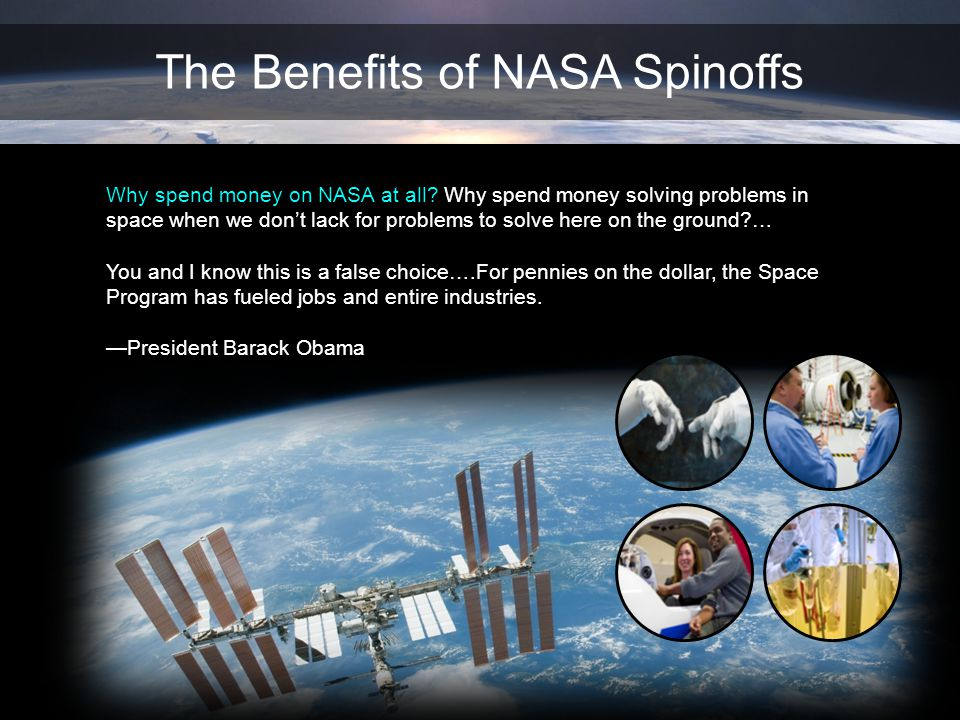 NASA Technology Investments Yield Benefits - ppt video ...