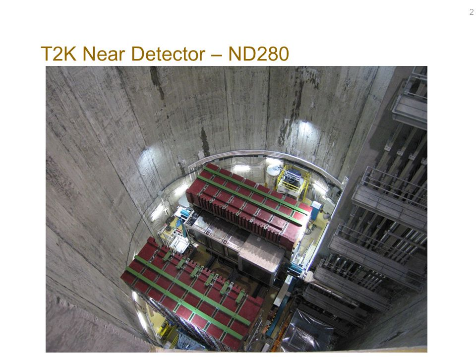 T2K Near Detector – ND280