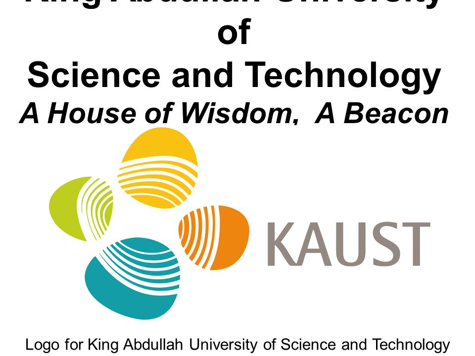 Logo for King Abdullah University of Science and Technology