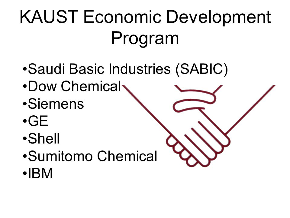 KAUST Economic Development Program