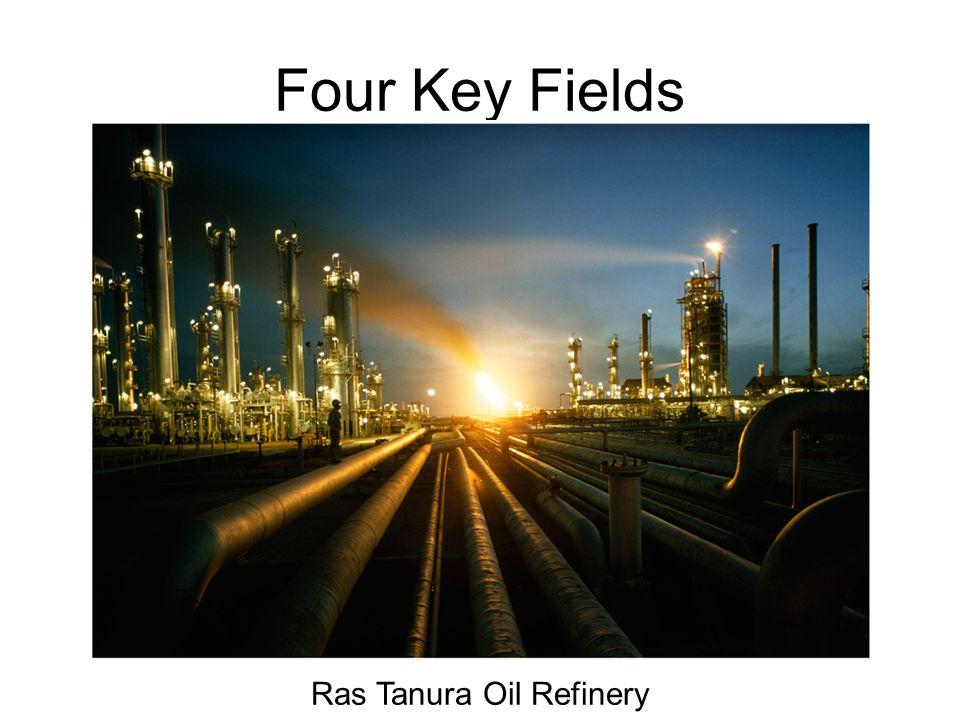 Ras Tanura Oil Refinery