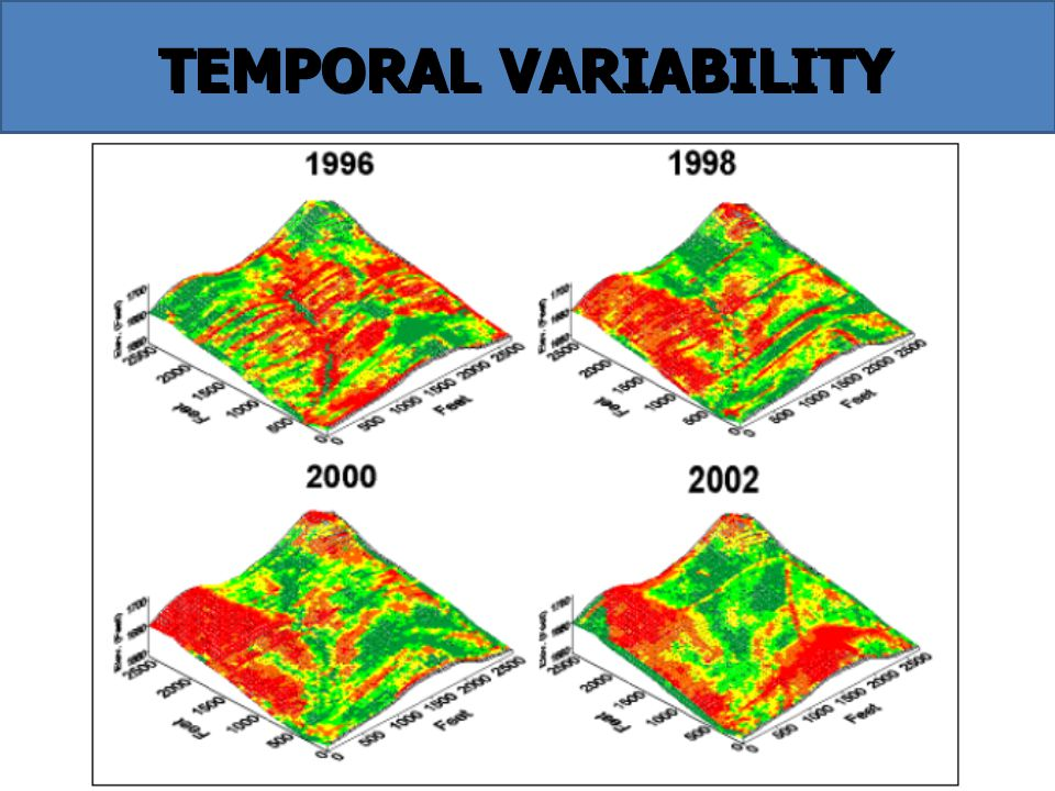 TEMPORAL VARIABILITY