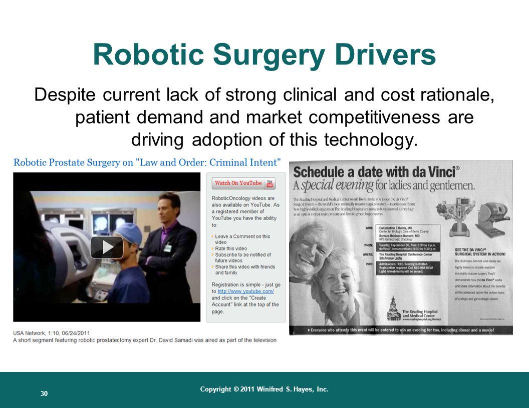 Robotic Surgery Drivers