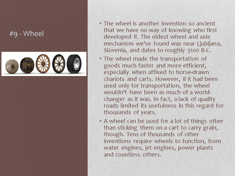 #9 - Wheel