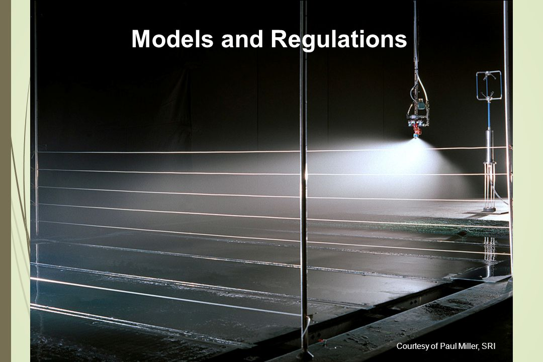 Models and Regulations