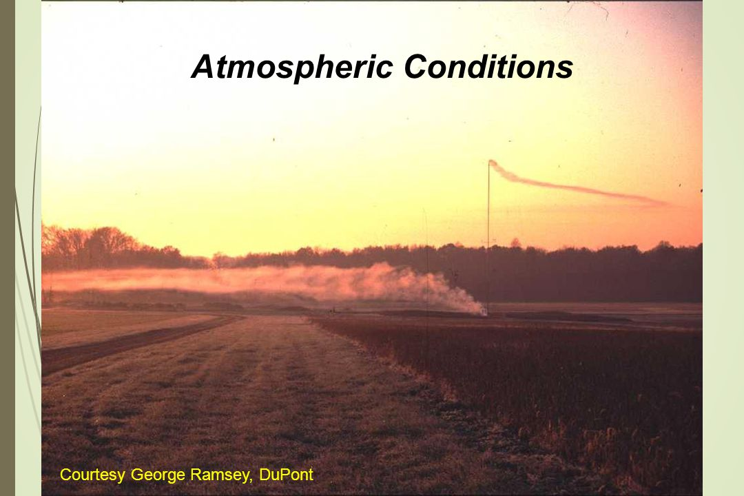Atmospheric Conditions