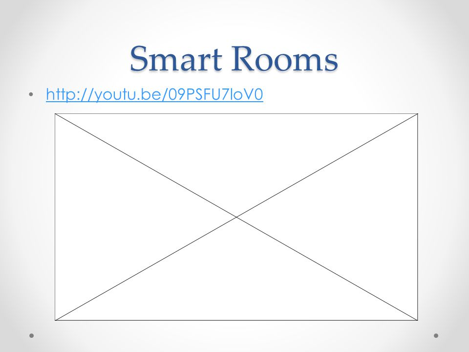 Smart Rooms http://youtu.be/09PSFU7loV0 Tiger Institute Smart room