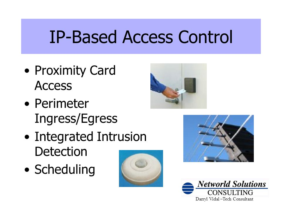 IP-Based Access Control