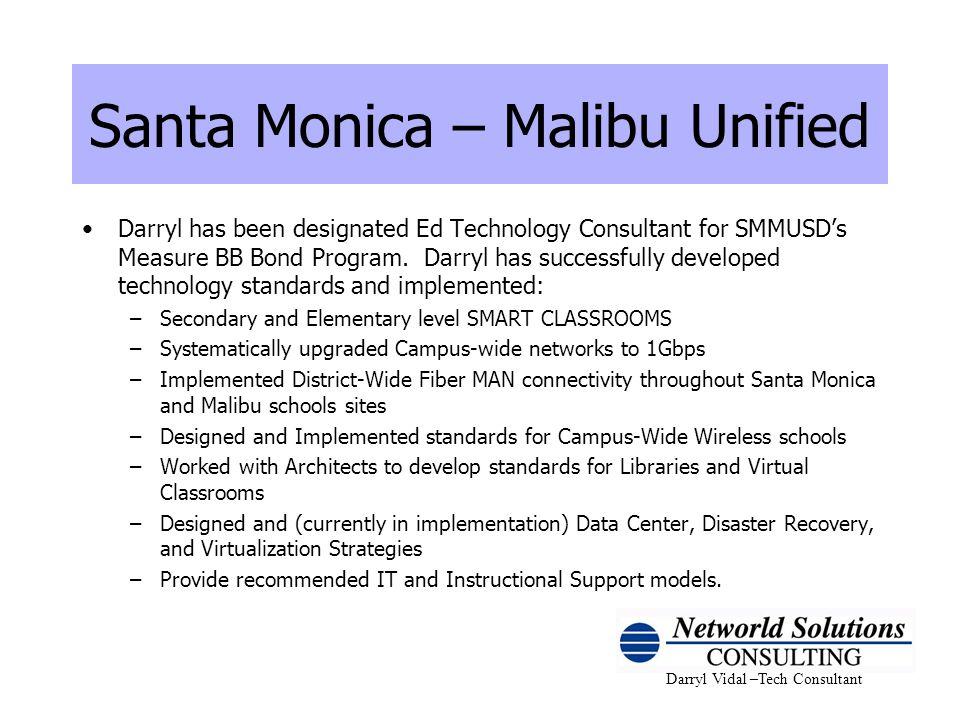Santa Monica – Malibu Unified