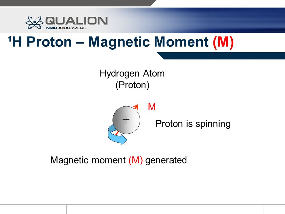 ¹H Proton – Magnetic Moment (M)