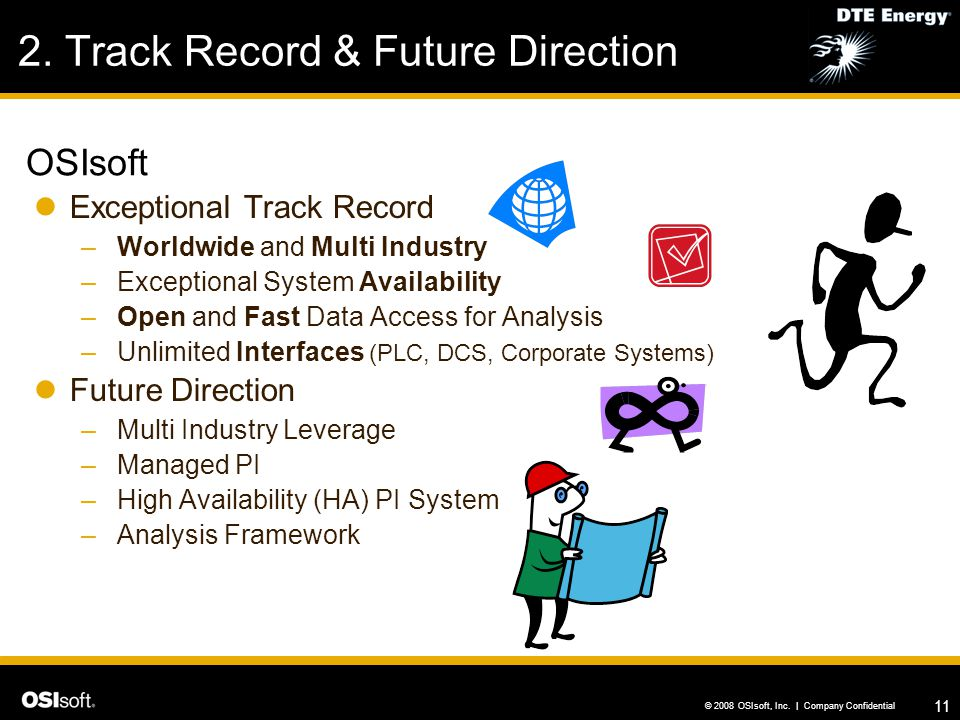2. Track Record & Future Direction