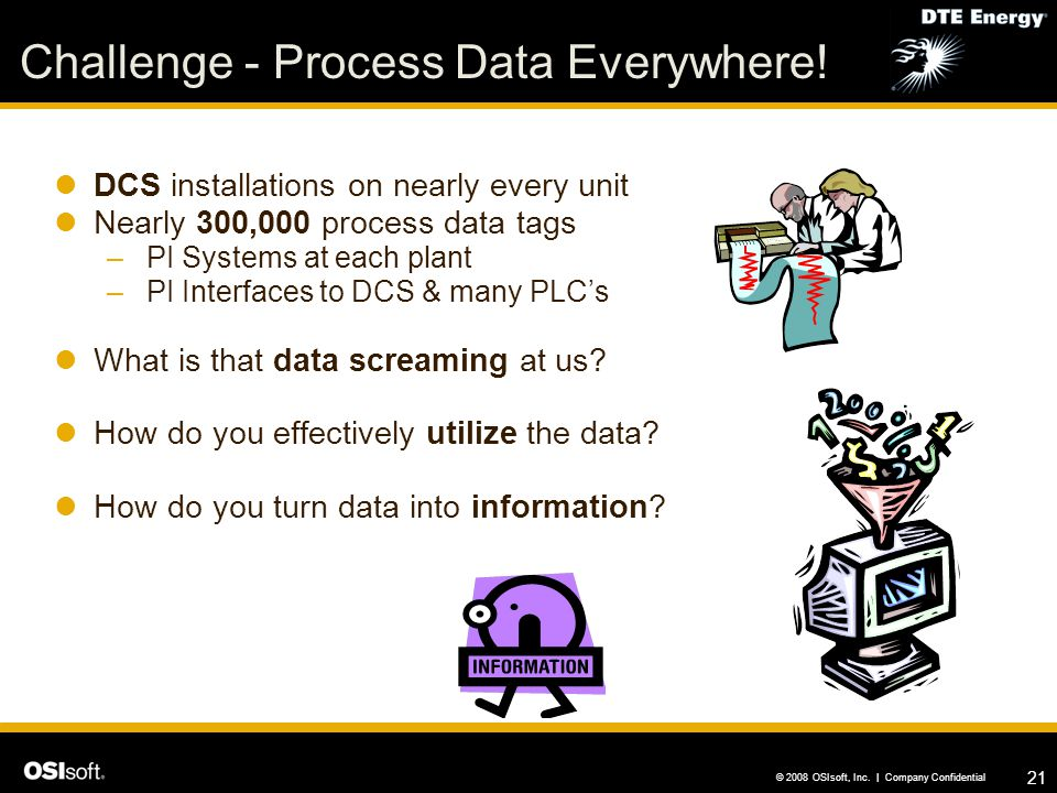 Challenge - Process Data Everywhere!