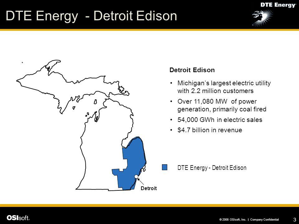 DTE Energy - Detroit Edison
