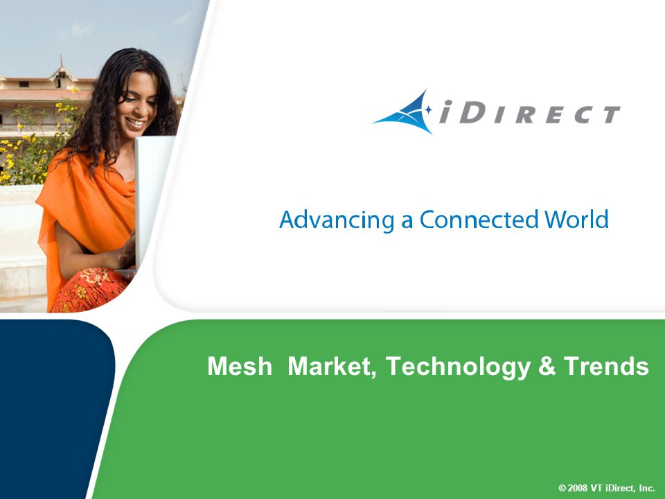 Mesh Market, Technology & Trends