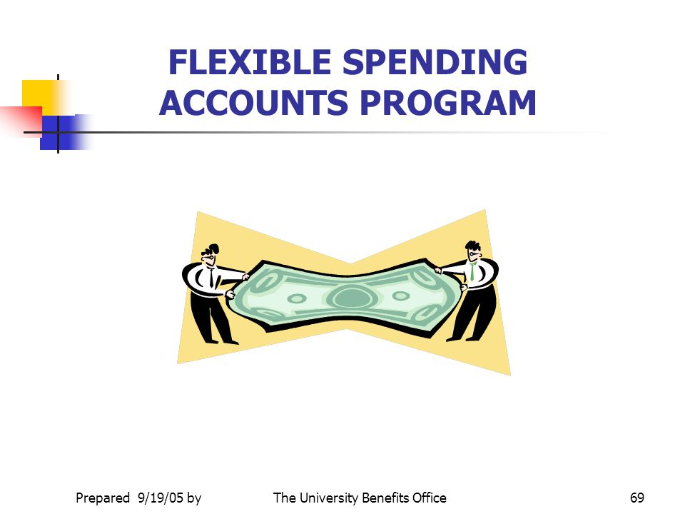 FLEXIBLE SPENDING ACCOUNTS PROGRAM
