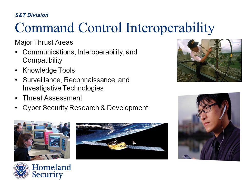 Command Control Interoperability