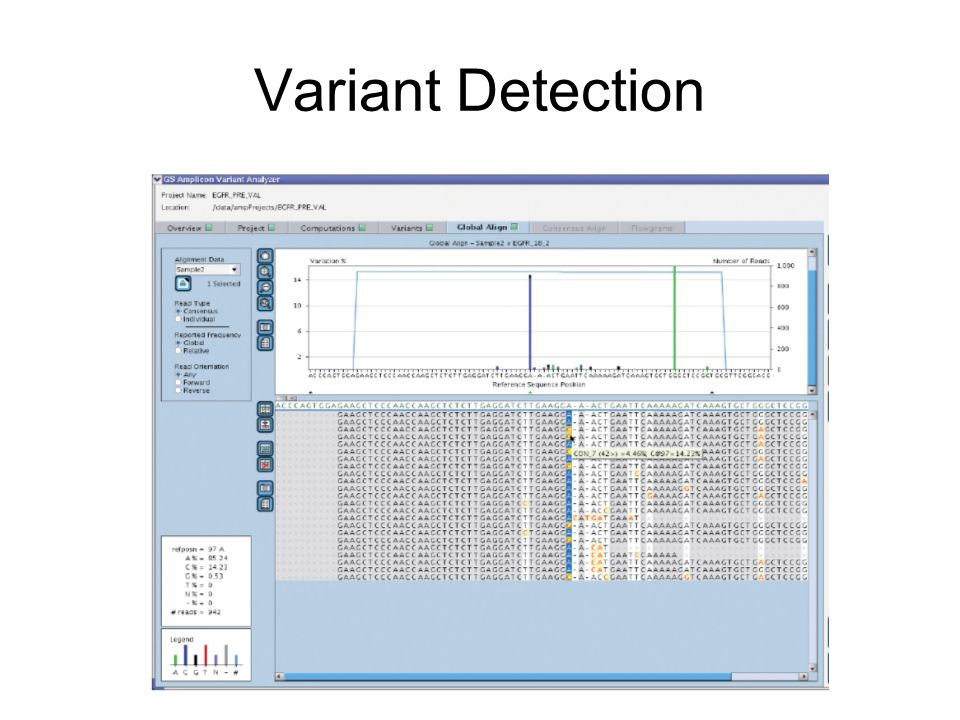 Variant Detection