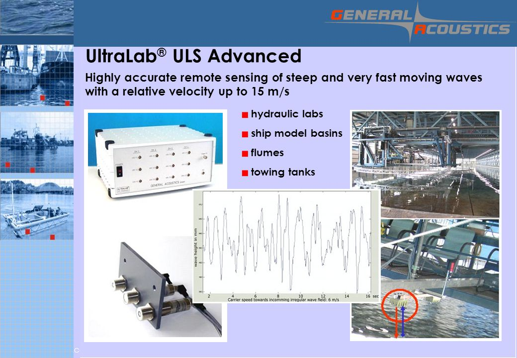 UltraLab® ULS Advanced