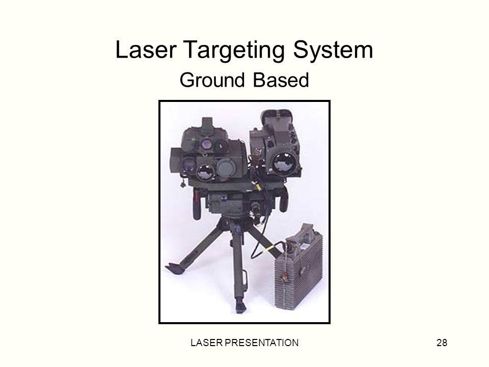 Laser Targeting System Ground Based