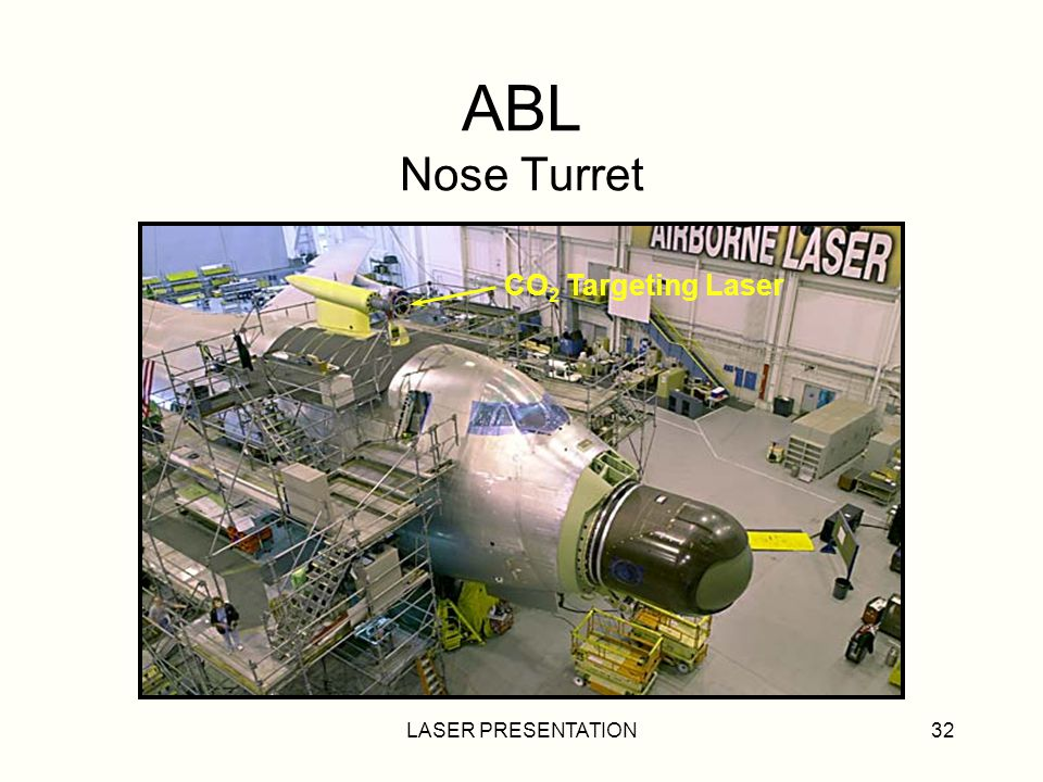 ABL Nose Turret CO2 Targeting Laser LASER PRESENTATION