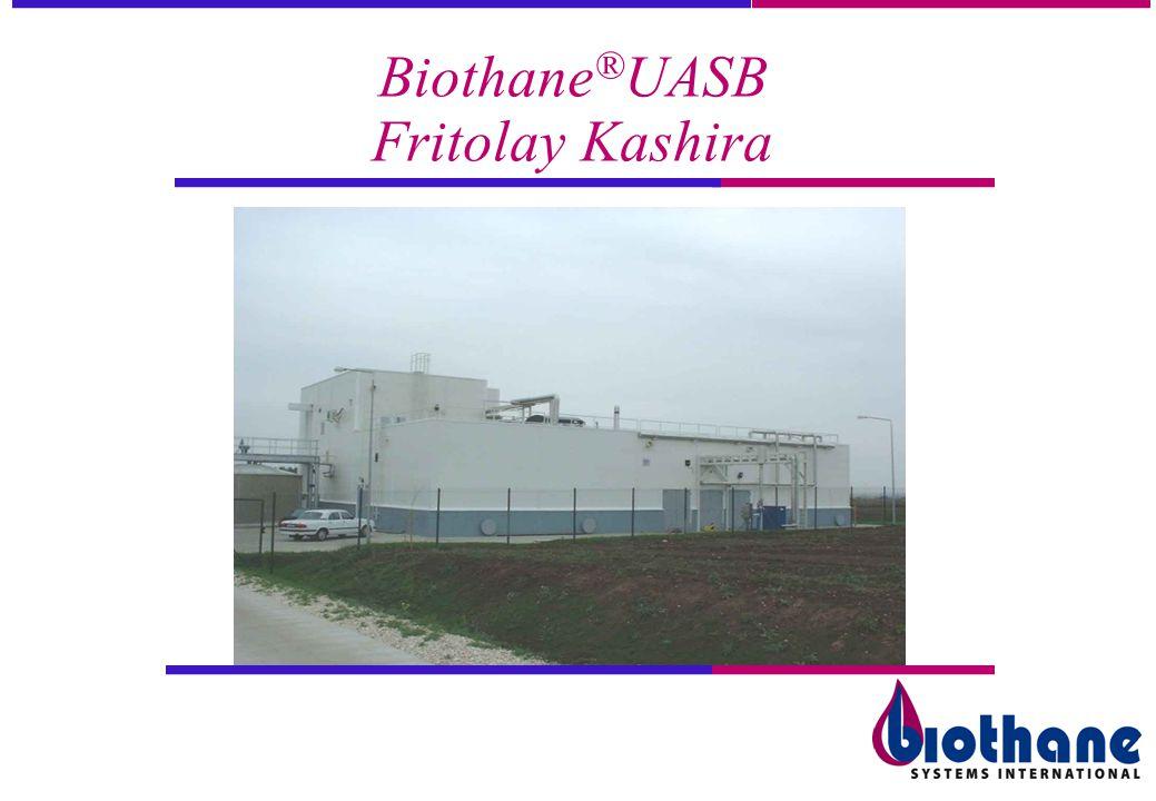 Biothane®UASB Fritolay Kashira