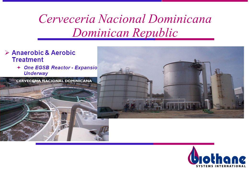 Cerveceria Nacional Dominicana Dominican Republic