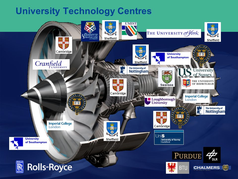 University Technology Centres