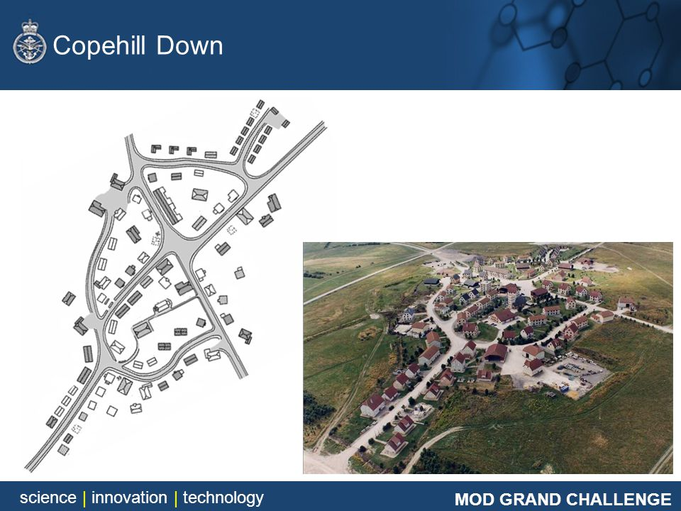 MOD GRAND CHALLENGE science | innovation | technology Copehill Down