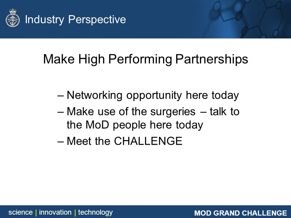 Make High Performing Partnerships