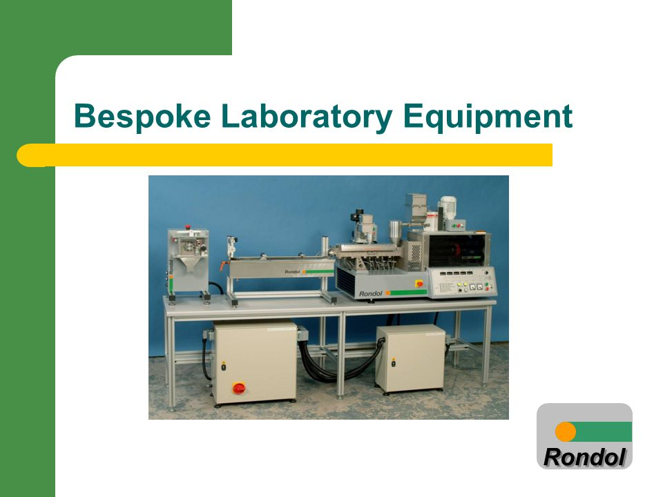 Bespoke Laboratory Equipment