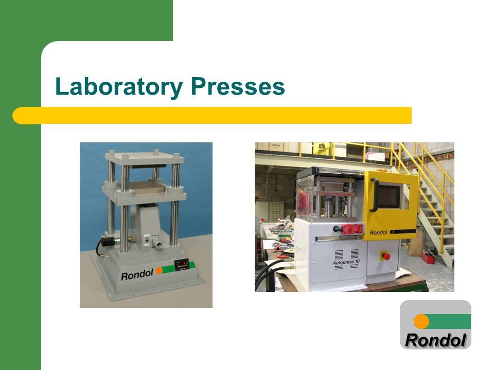 Laboratory Presses