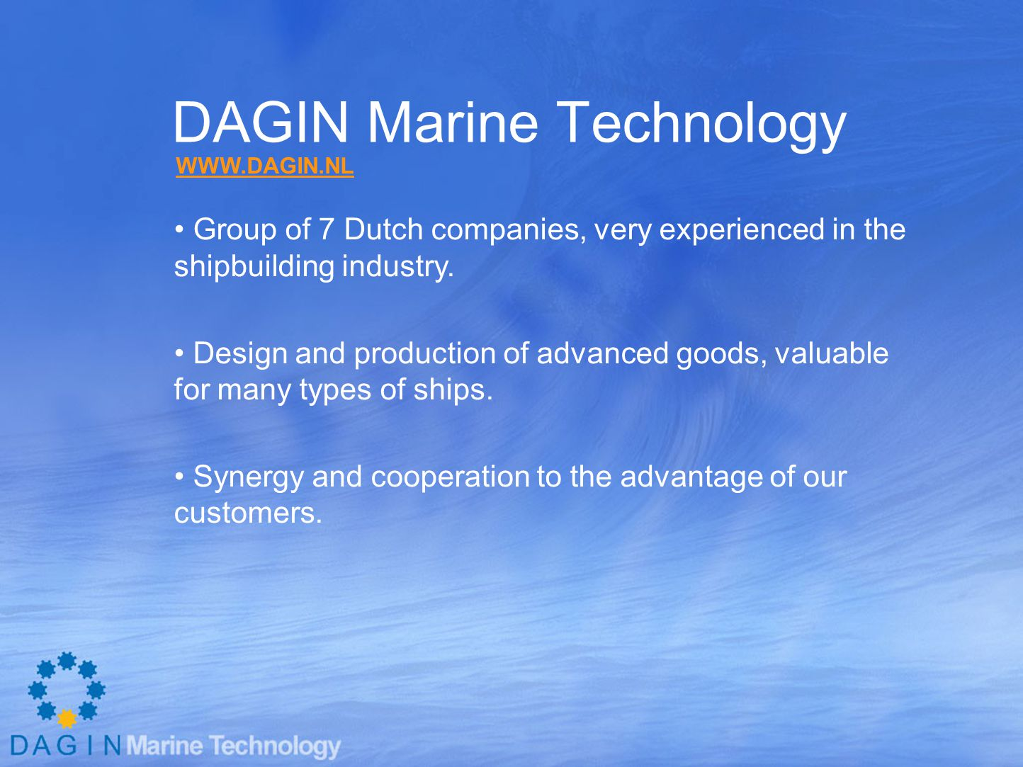 DAGIN Marine Technology