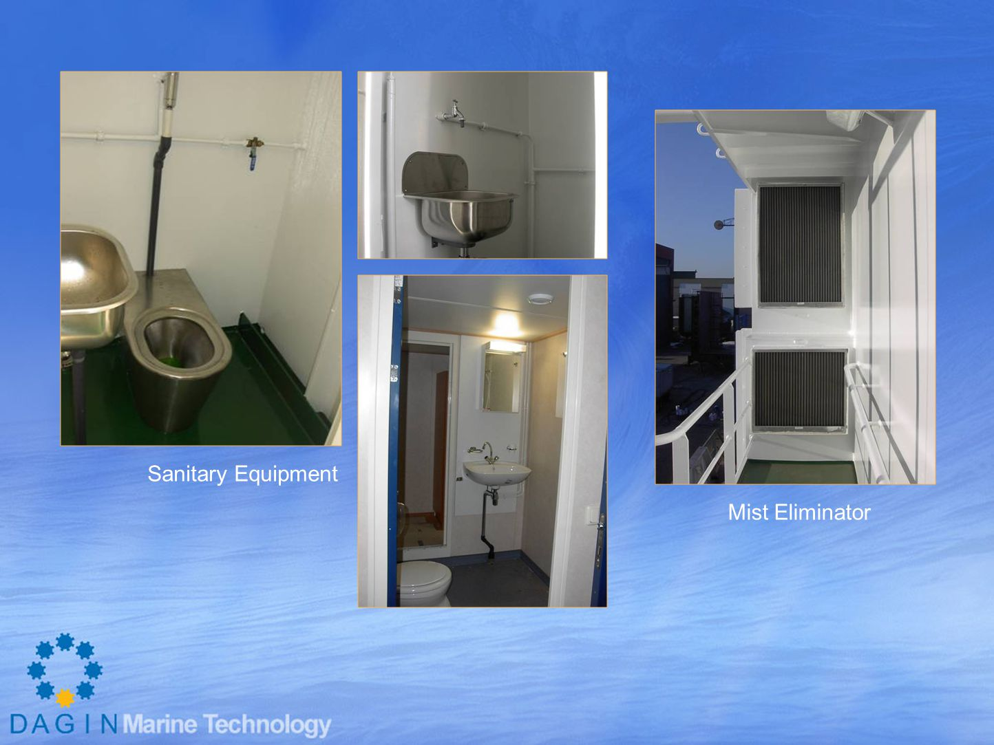 Sanitary Equipment Mist Eliminator