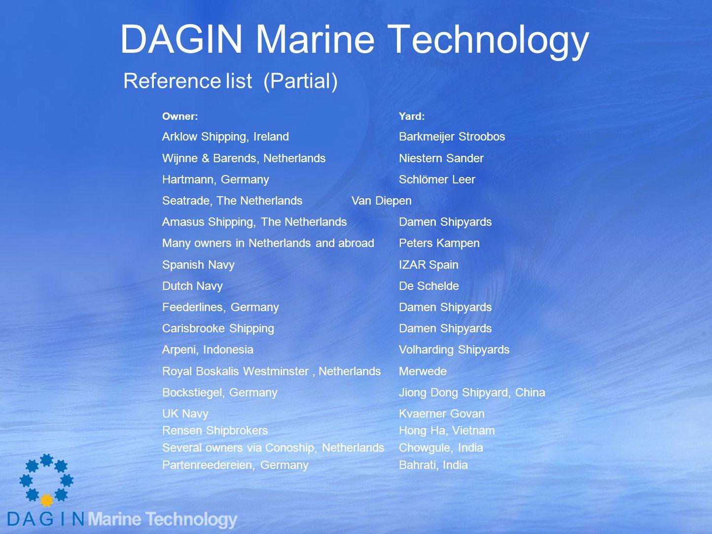 DAGIN Marine Technology