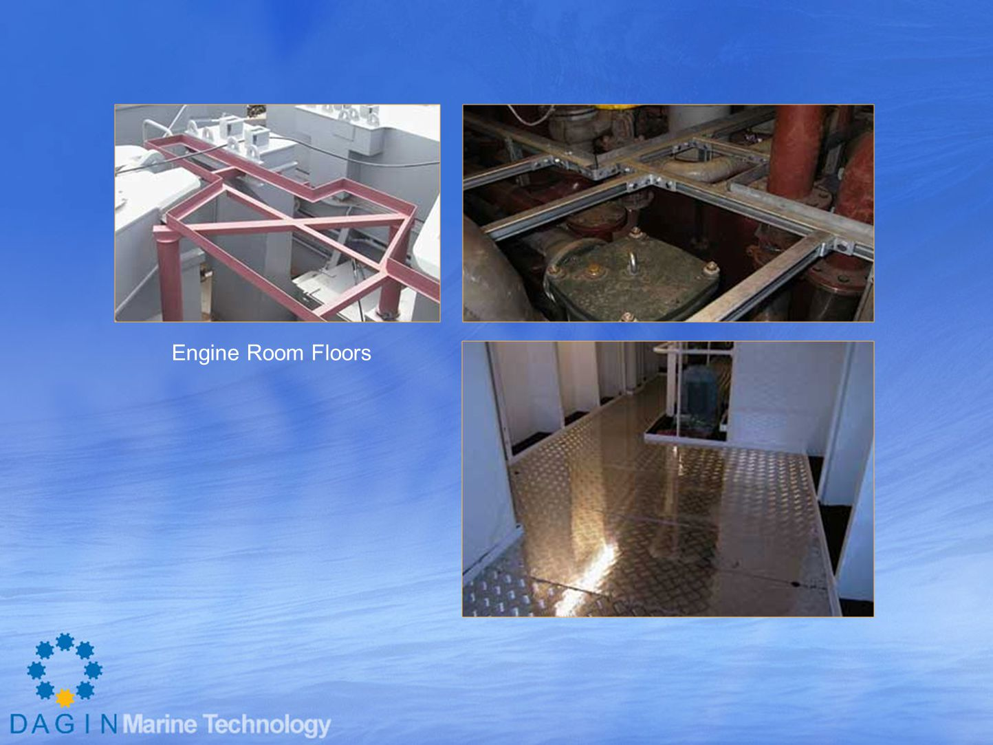 Engine Room Floors