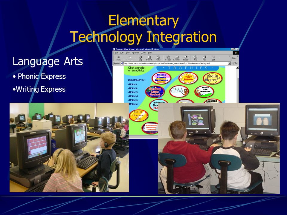 Elementary Technology Integration