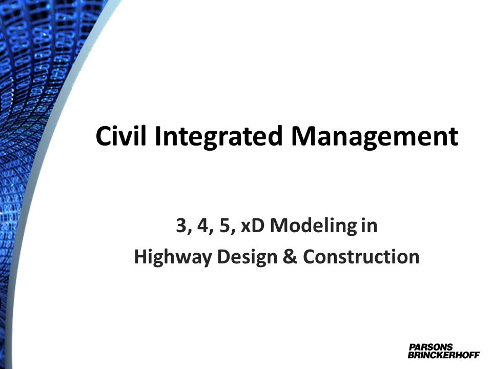 Civil Integrated Management