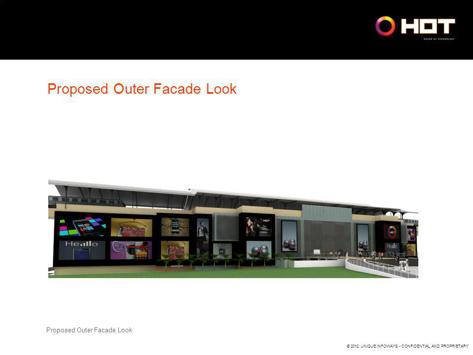 Proposed Outer Facade Look