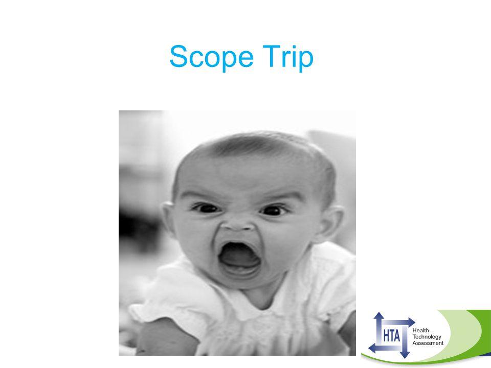 Scope Trip