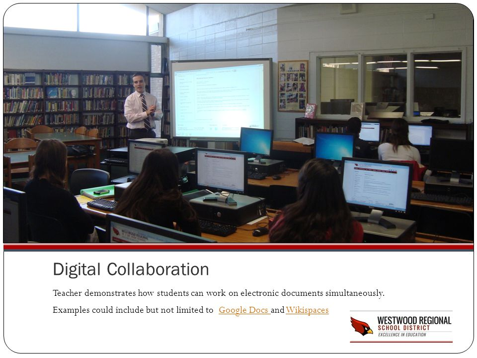 Digital Collaboration