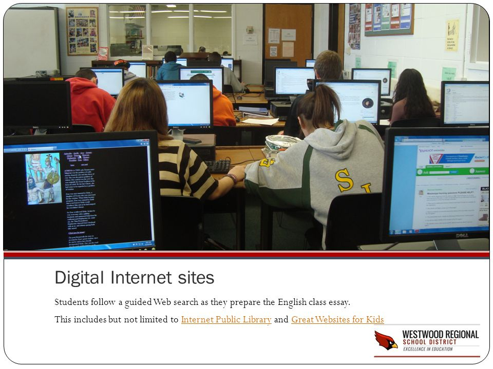 Digital Internet sites