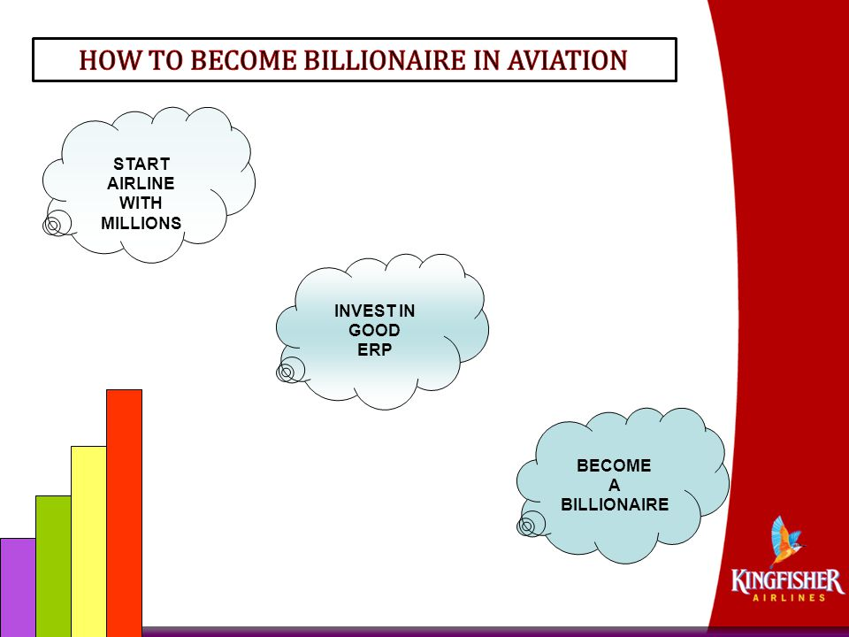 HOW TO BECOME BILLIONAIRE IN AVIATION