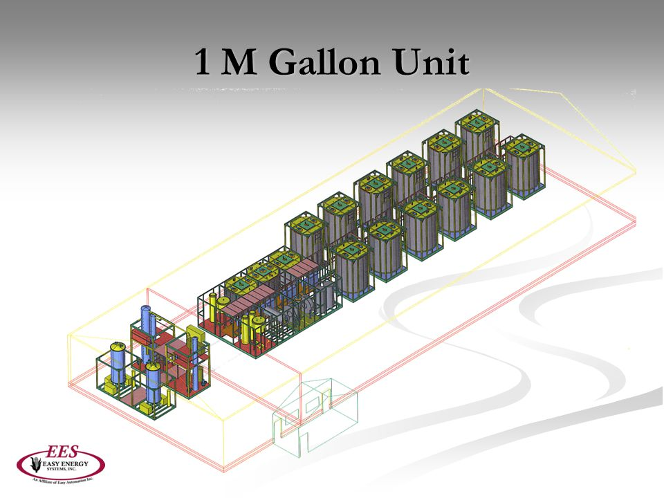1 M Gallon Unit